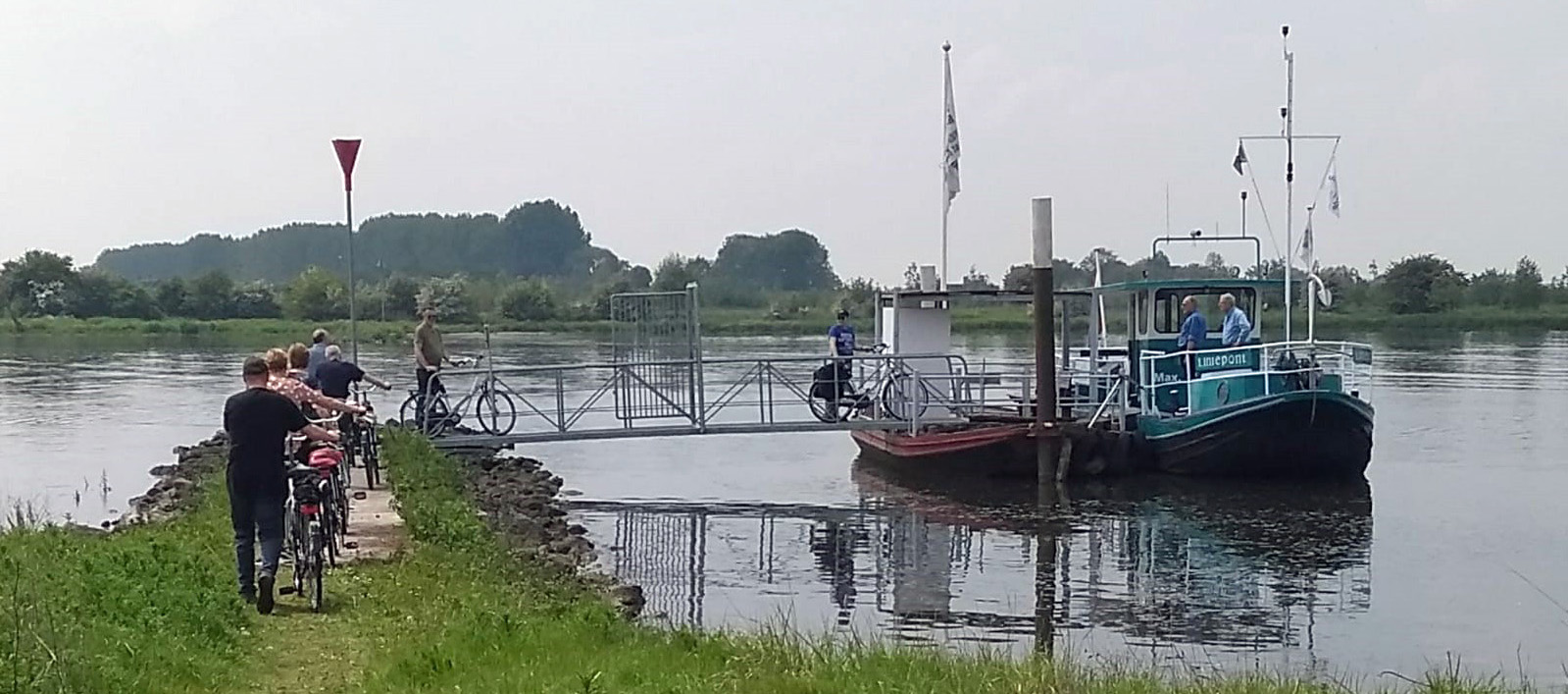 Foot Ferry (Liniepontje)